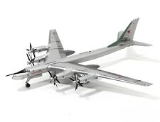 Herpa 558204 Russian AF Tupolev TU-95MS Bear RF-94116 Diecast 1/200 Model Plane