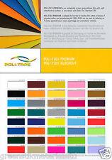 Premium T Shirt Vinyl / Heat Transfer Iron On Vinyl in Rolls or Sheets