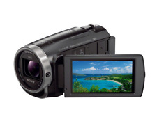 Sony HDR-CX675 Full HD Handycam Camera Camcorder 32GB Internal Memory Open Box