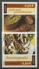 Luxemburg 2005 Europa CEPT Gastronomie 1673/74 postfrisch