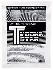 TURBO YEAST T-VODKA STAR DROŻDŻE VODKA WHISKY HEFE