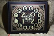 2012 The End Is Here by Ezra Haidet & Zach Nelligan Limited Edition of 1000