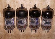 4x 6N3P -E 10/1979 NOS NF Double Triode ~ 2C51 5670 WE396A Tube OTK Rare Vintage