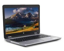 """HP Probook 650 G2 Full HD 15.6"""" Laptop Intel Core i5 6th 8GB 240GB SSD Win 10"""