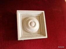 stuc - Petite plaque décorative de plâtre Décoration prix possible