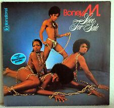 "12"" Vinyl BONEY M. - Love For Sale (ohne Poster)"
