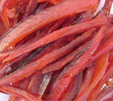 Russian wild PREMIUM PINK SALMON smoked fish jerky 80 g / 2.82 oz