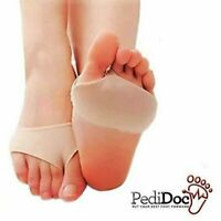 Metatarsal Forefoot Pads Ball of Foot Comfort Cushions - 1 Pair