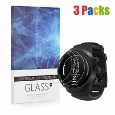 For Suunto D5 Dive Computer Tempered Glass Screen Protector 9H Hardness(3 Packs)