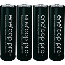Panasonic eneloop Pro 8x AA  + 2x Akkubox - 2500mA  für proffessionellen Einsatz