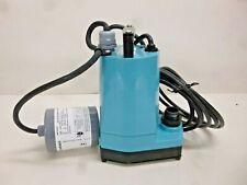Little Giant Utility Pump 505400 - 5-ASP-FS