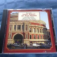 MUSIC FOR LAST NIGHT OF THE PROMS CD ALBUM