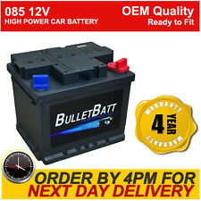 085 BulletBatt Car Van Square Post Battery - fits many Ford Escort Capri Sierra
