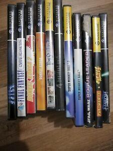 GameCube bundle (Geist, Timesplitters 2, Starfox, and more)