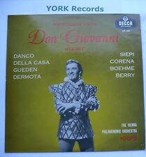 LXT 5443-Mozart-don giovanni krips evidenzia Vienna PO-ex con LP RECORD