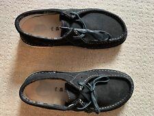 Birkenstock Shoes black leather size 44