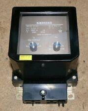Siemens 7RG35 01-0A ANALOG ABSOLUTE Elektrometer für Überwachung von Spannung