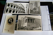 Rare Vintage Photograph Circa 1920-50s V1 Various Lot Of Old Pictures Photos 2