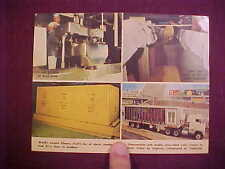 Madison,WI,World's Largest Cheese,17 1/2 ton Wisconsin Pavilion,NYWF 1964 FOLDED