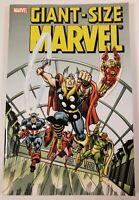 2005 Marvel Comics Giant-Size Marvel Paperback Graphic Novel Book