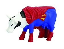 Cow Parade Small Figurines Super Cow Superman Cows Cowparade UK Collectable Gift