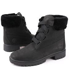 "Timberland Womens Size 8 Jayne 6"" Premium Pull On Waterproof Convenience Boot"