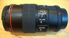 Canon EF 100 mm F/2.8L IS USM Macro Objektiv  - wie NEU / OVP-
