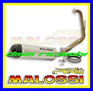 Scarico Completo MALOSSI MHR TROFEO CUP YAMAHA YZF-R125 08>13 Marmitta completa