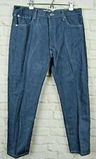 Levis 501 XX Mens Original Fit Straight Leg Button Fly Jeans Size 38 x 30 VTG