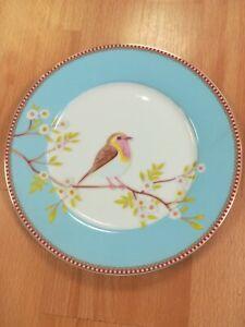 PIP Studio Teller 21cm Early Bird blue