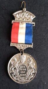 Edward VII: 1902 Coronation Medal