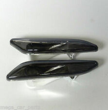 ALFA ROMEO 147/156 LANCIA DELTA - NEW Side Wing Indicator Pair Smoked Left+Right
