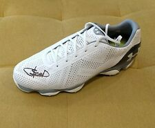Jordan Spieth signed Drive One Under Armour Golf Shoe SOLD OUT British Masters