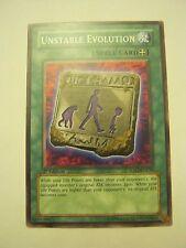 (x1) Unstable Evolution 5DS2-EN030 1st Edition Spell Card  Yu-Gi-Oh (JB-54)