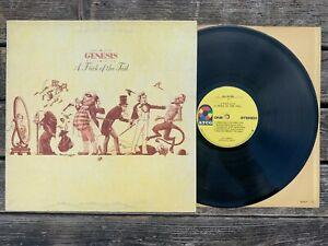 Genesis 'A Trick Of The Tail' Canada 1976 ATCO SD 36-129 gatefold Vinyl LP