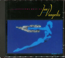 JON & VANGELIS - BEST OF - CD ALBUM [2571]