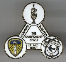 15/16 Leeds United (Utd) v Cardiff City