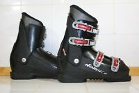 Nordica GP TJ Youth Jr. Ski Boots 25.5 Mondo - Lot WA17