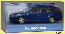 Ford Mondeo Estate 'Blue' Diecast/Plastic Model 1:87 New