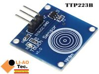 TTP223 TTP223B Jog Digital Touch Sensor Capacitive Touch Switch Module