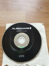 OFFICIAL ALIENWARE M17X  RESOURCE DVD!!