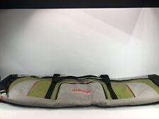 Burton Wheelie Snowboard Bag Luggage Rolling Soft Travel Case With Wheels