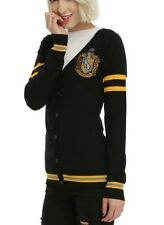 Harry Potter Hufflepuff House Cardigan Cosplay Size XL New With Tags!