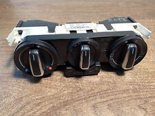 Volkswagen Polo Mk5 6R 2011 Heater Climate Aircon Controls 6R0820045G  #2