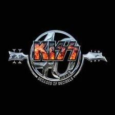 Kiss 40 Years: Decades of Decibels (CD, 2014, 2 Discs, UMe)