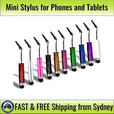 Mini Stylus for Mobile Phone, Smartphone, Galaxy, iPhone, iPad, Tablet Dust Plug