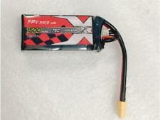 ManiaX FPV 11.V 1500mAh 75C Lipo Battery : MX1500-3S-75