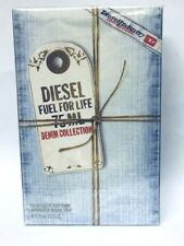 DIESEL FUEL FOR LIFE DENIM COLLECTION 2.5 OZ EDT SPRAY FOR WOMAN