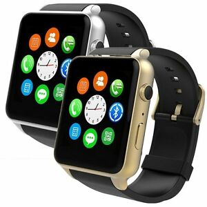 BX Sport Smart Watch with Heart Rate Monitor & Activity Tracker with HD Camera
