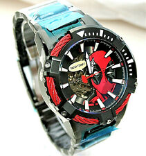 Invicta Marvel Deadpool Dial LE Mens Automatic 51 mm Watch 27326 #436 / 4000